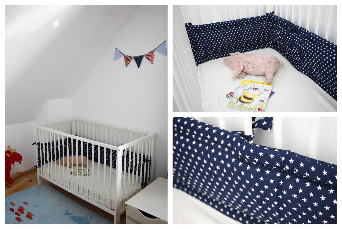 Nestchen für Babybett