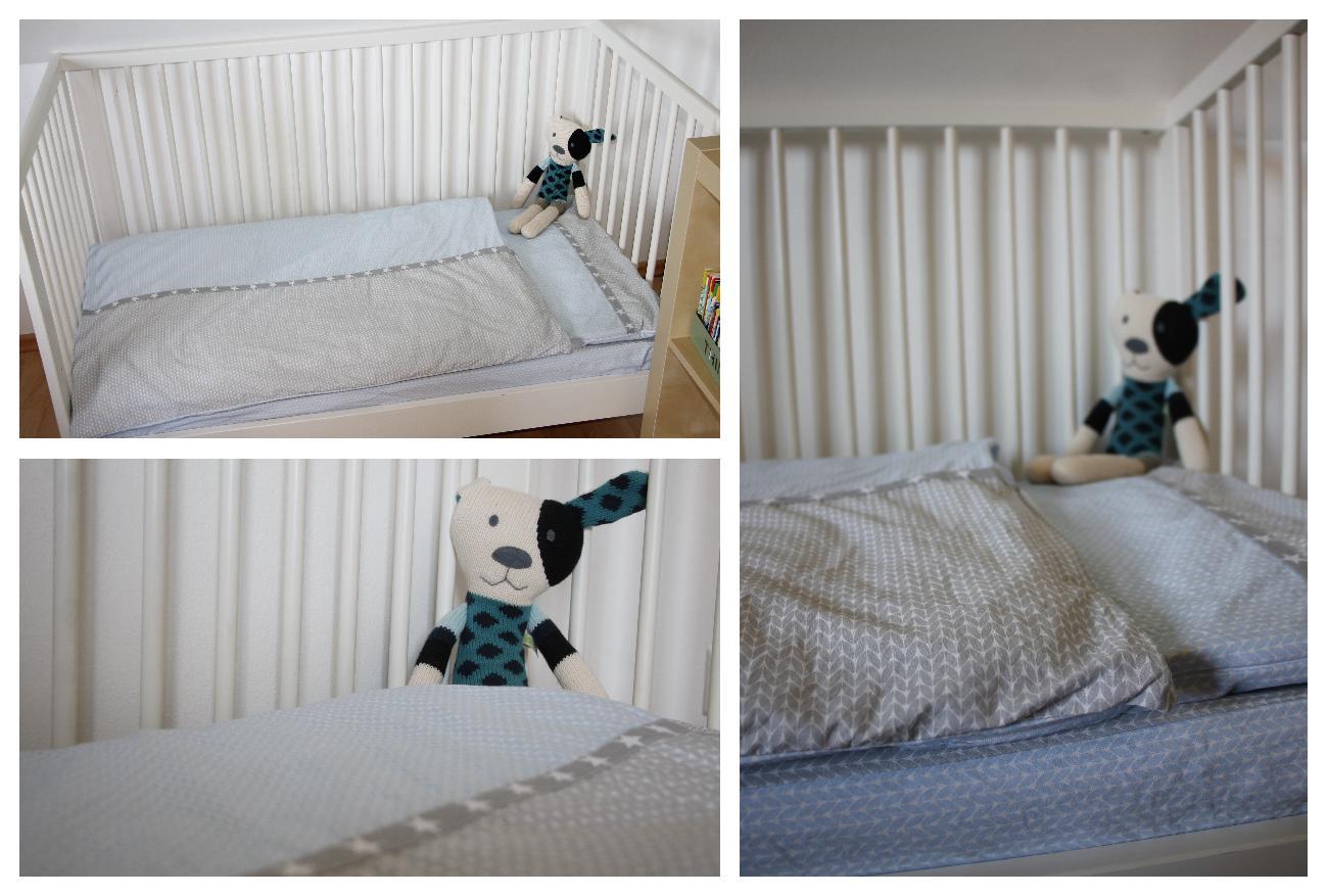 stilvolle Kinderbettwäsche