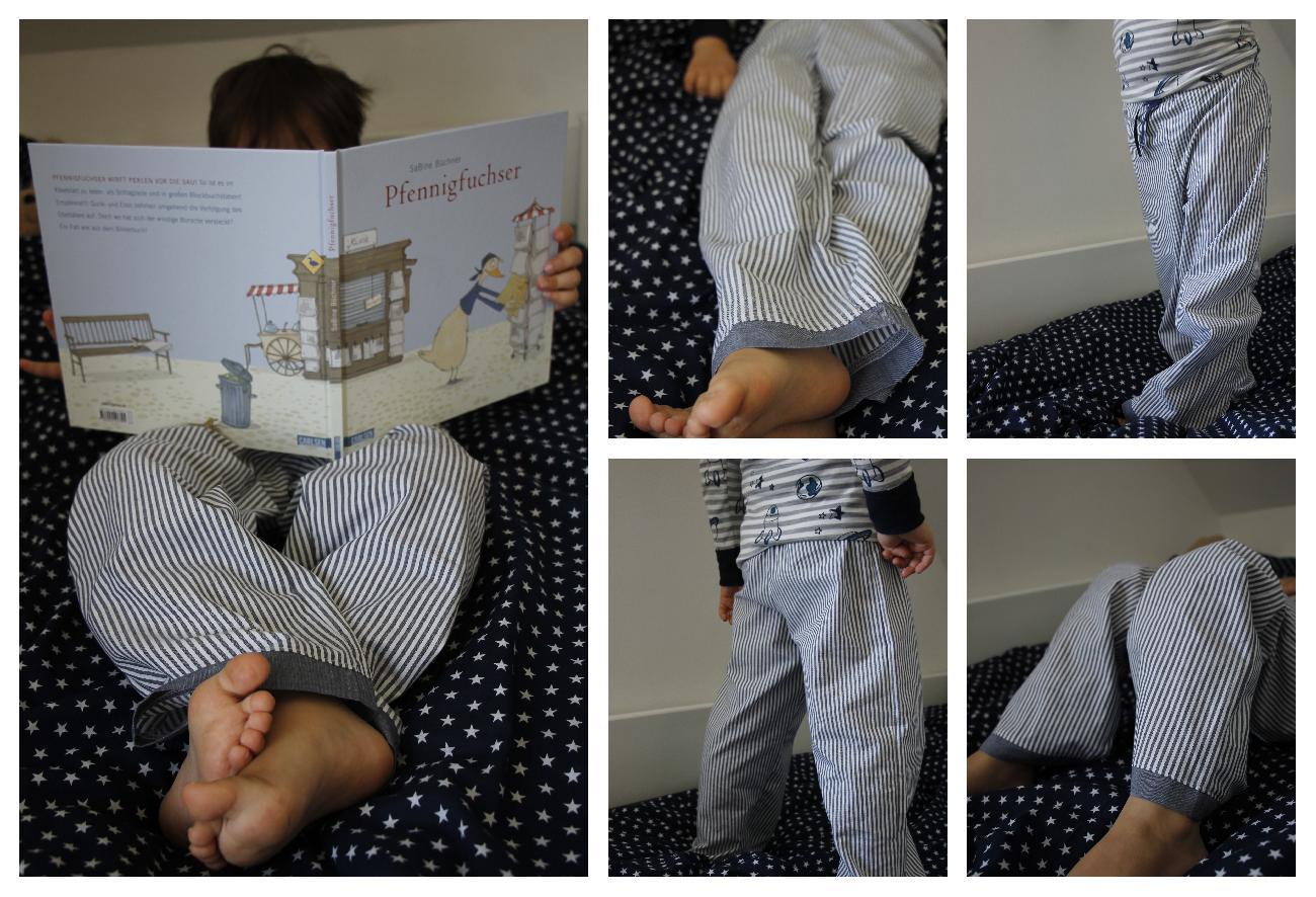 Schlafanzughose Baumwolle