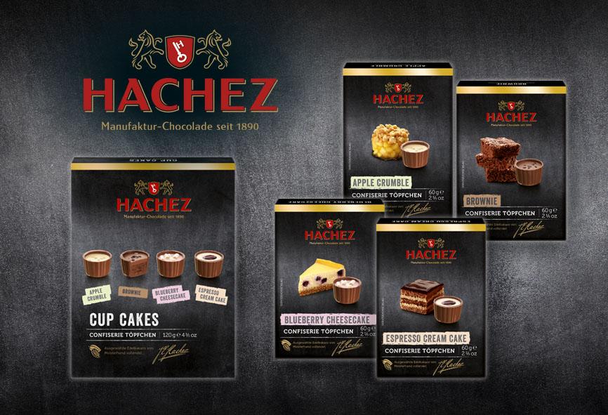 Hachez Cup Cakes