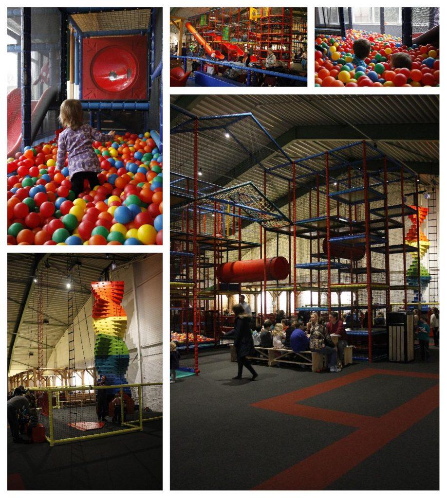 Hof van Saksen Indoorspielplatz