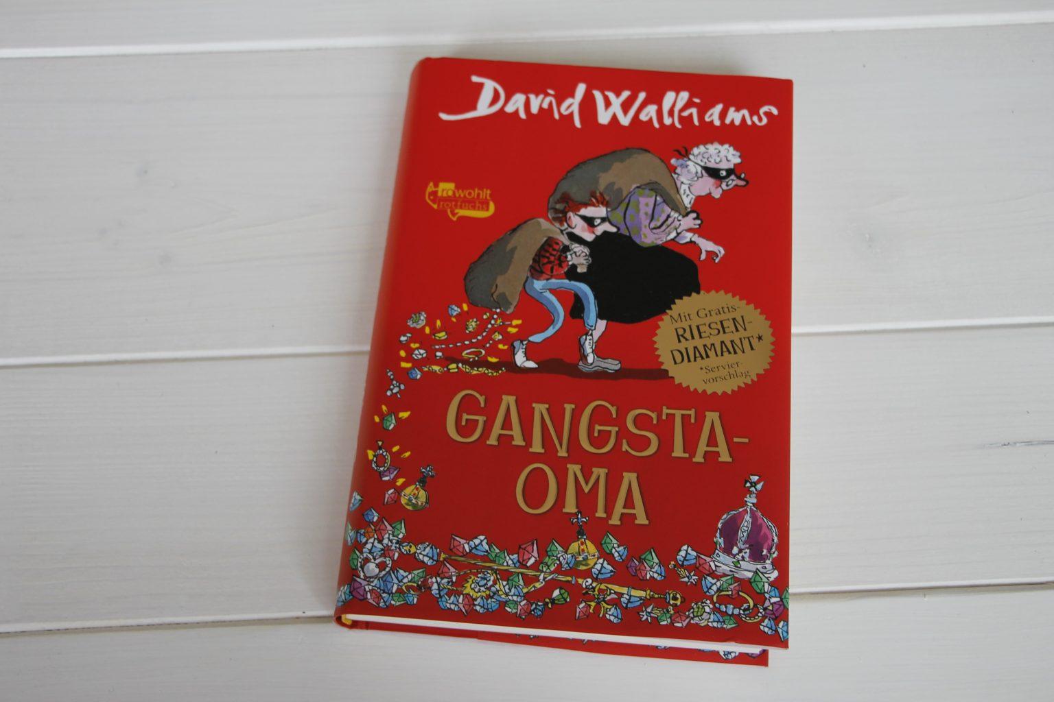 Kinderbuch Gangsta-Oma