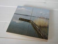 Fotos auf Holz als neue Dekoidee