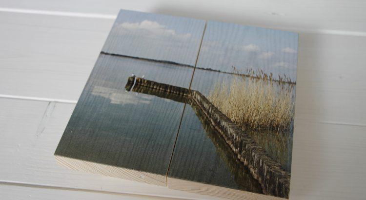 Fotos auf Holz