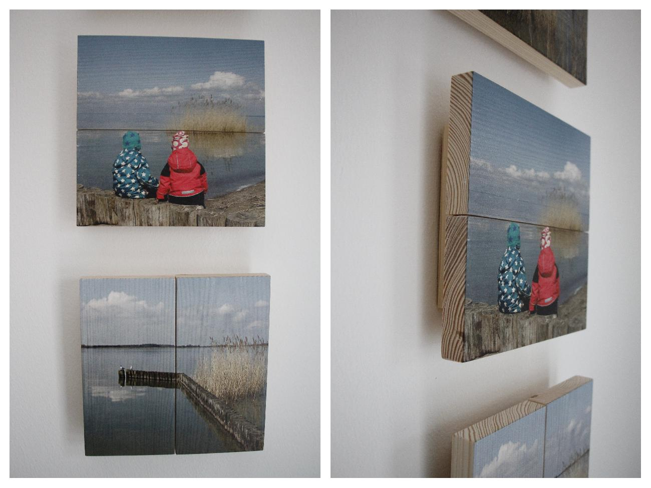 Pixum Fotos auf Holz