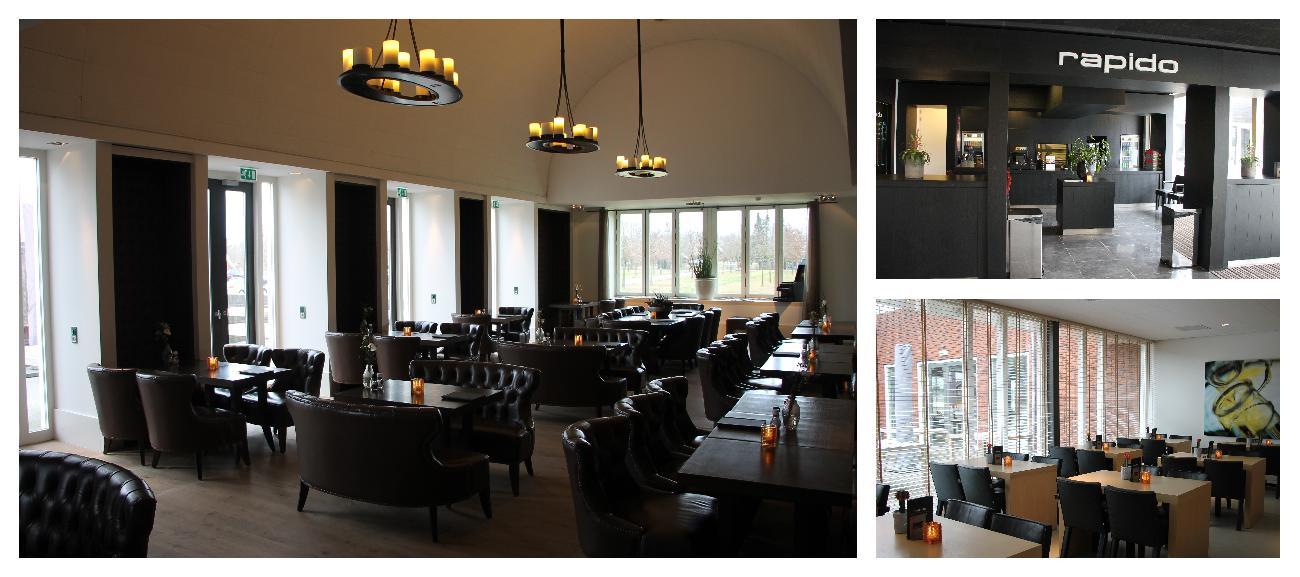 Restaurants Hof van Saksen