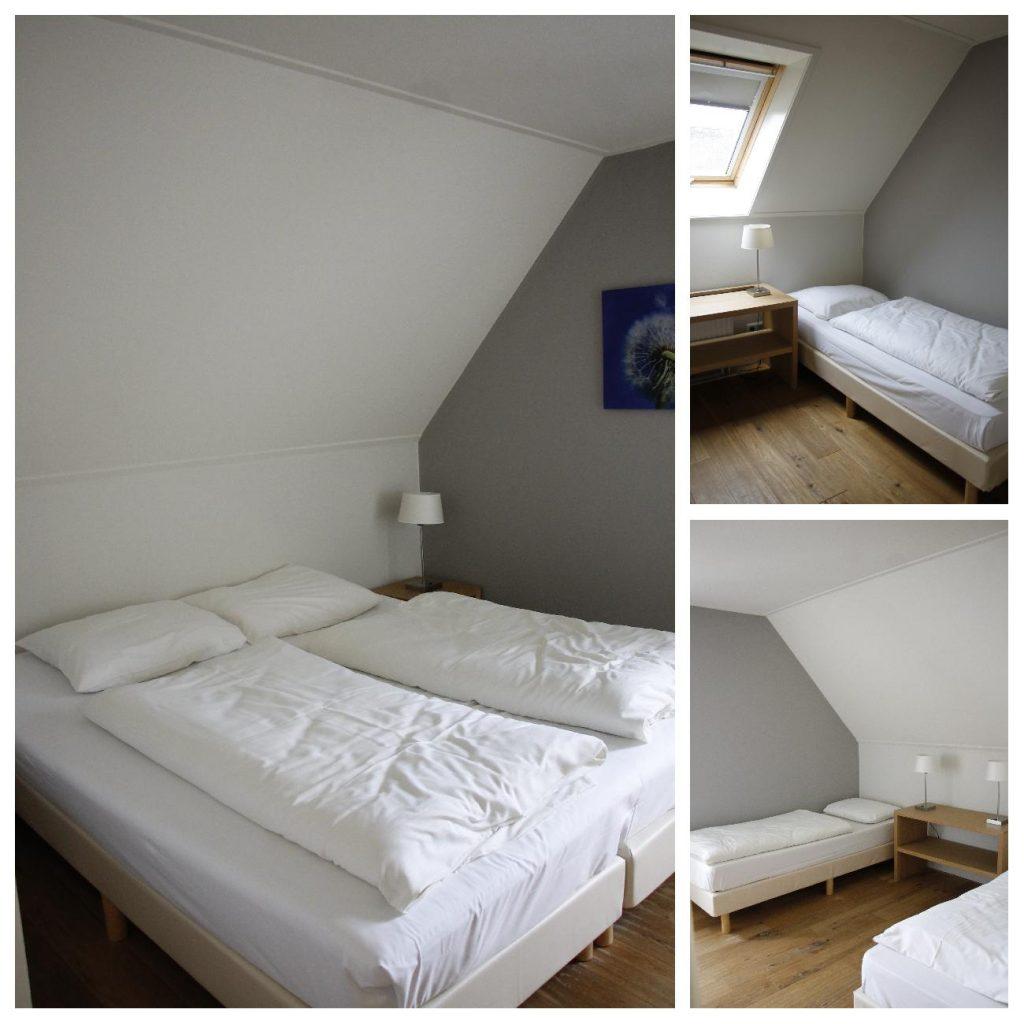 Schlafzimmer 6-Personen-Bauernhaus Hof van Saksen