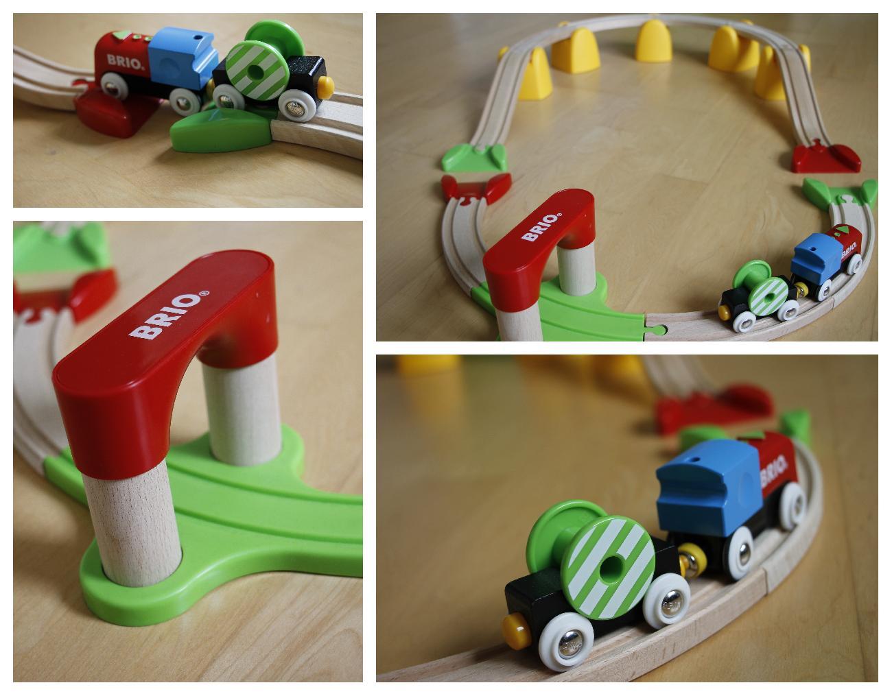 Brio Bahn für Kleinkinder
