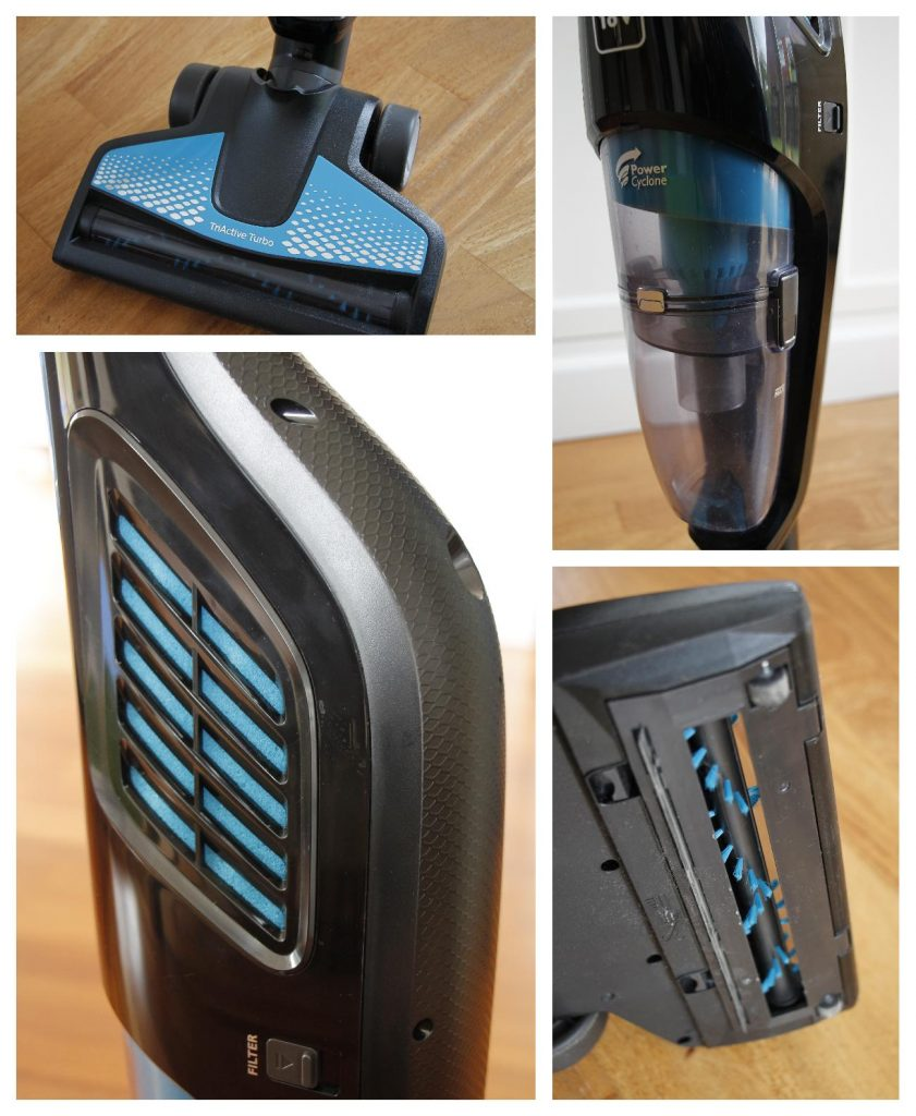 Philips PowerPro Aqua Test