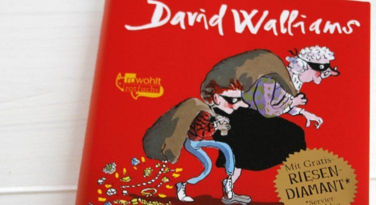 David Walliams Gangsta Oma Rezension