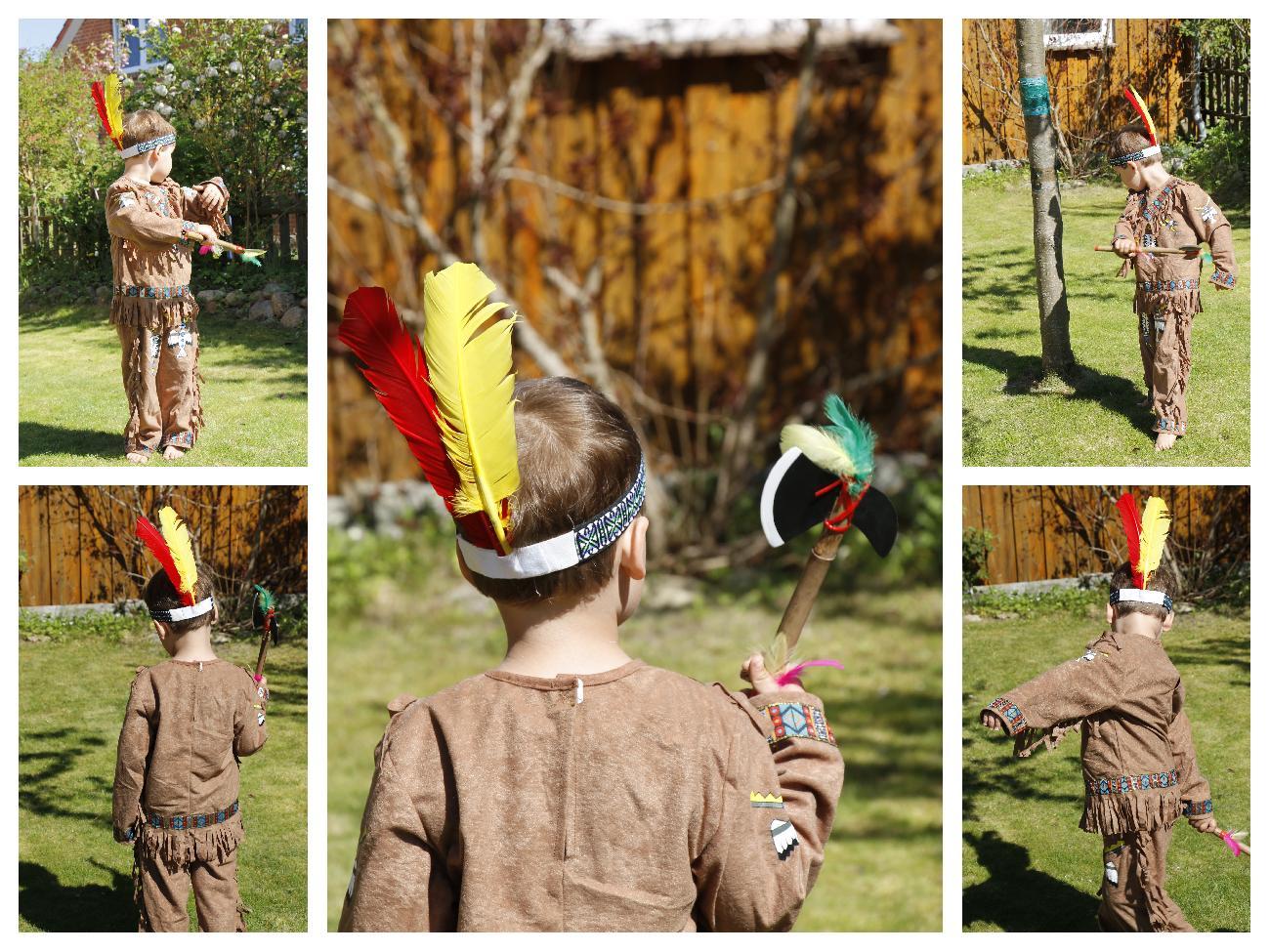 Komm, wir spielen Pirat, Indianer, Polizist, Feuerwehrmann, Ritter ...