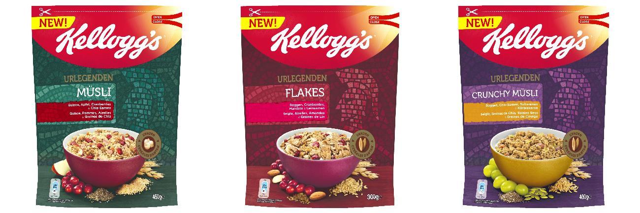 Kellogg's Gewinnspiel