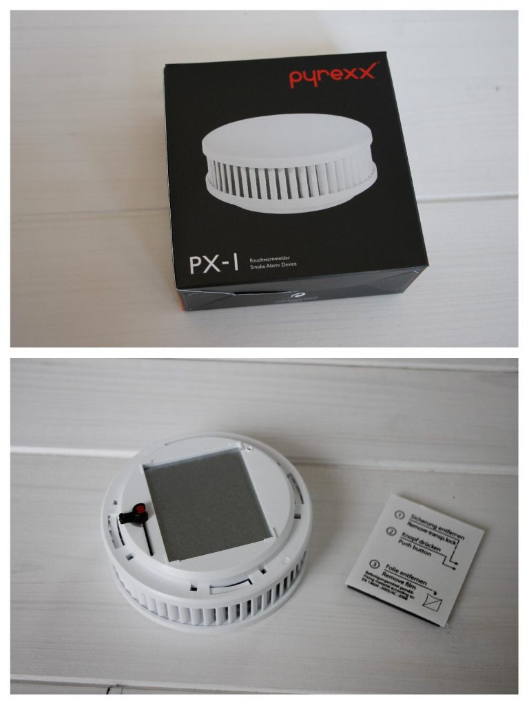 Pyrexx PX-1 Rauchmelder