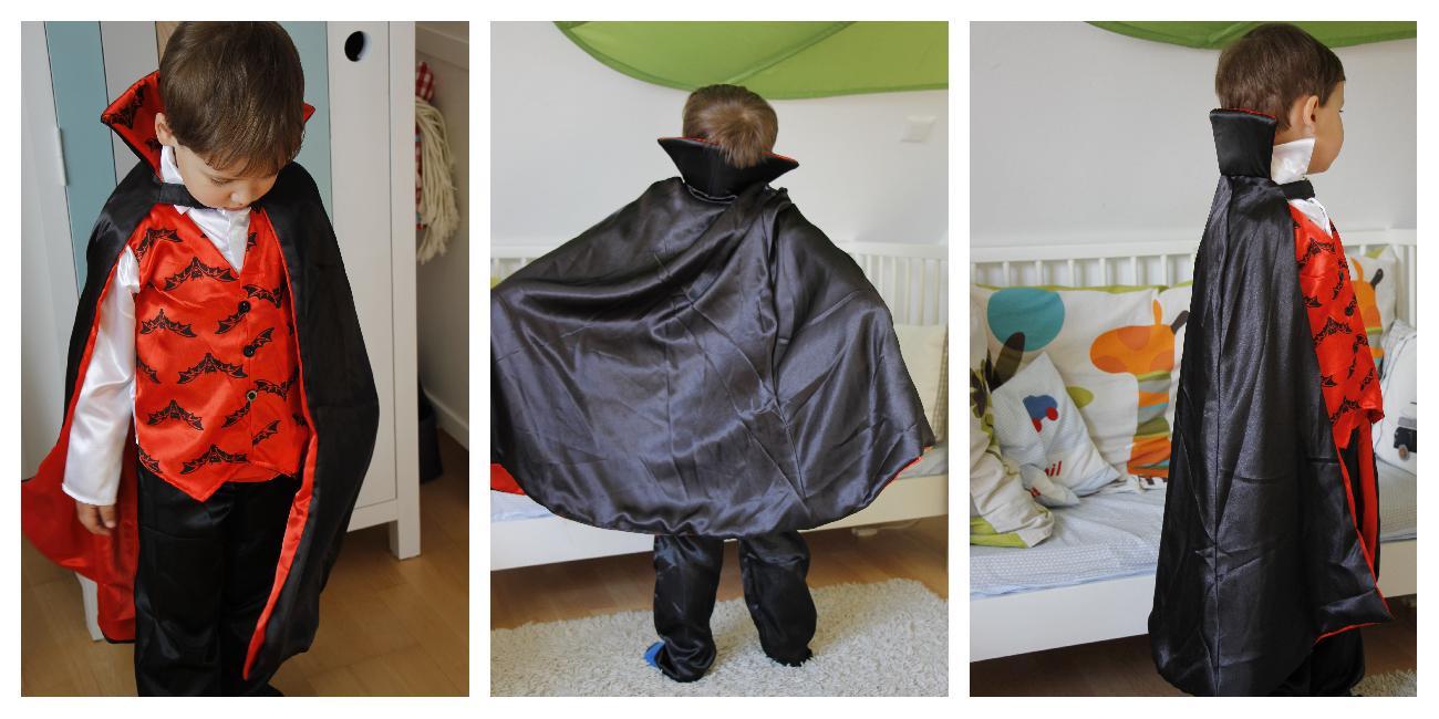 Vampirkostüm für Kinder