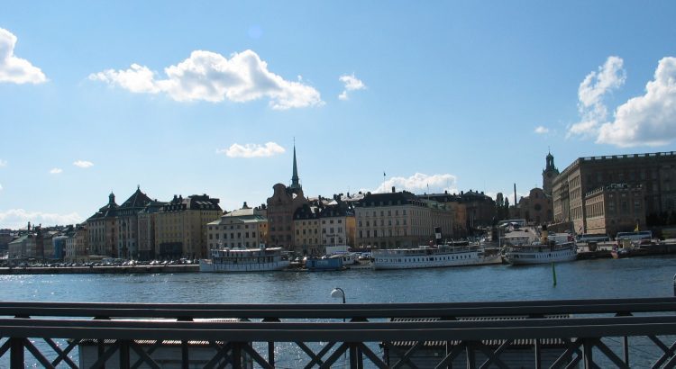 Kreuzfahrt Stockholm