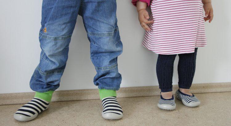 Haussocken für Kinder