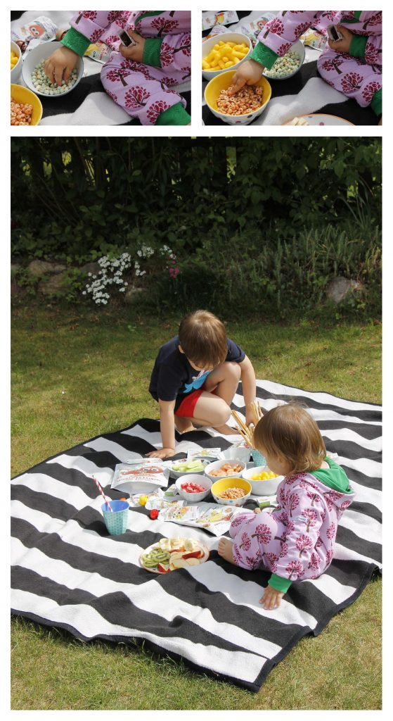 Picknickideen für Kinder