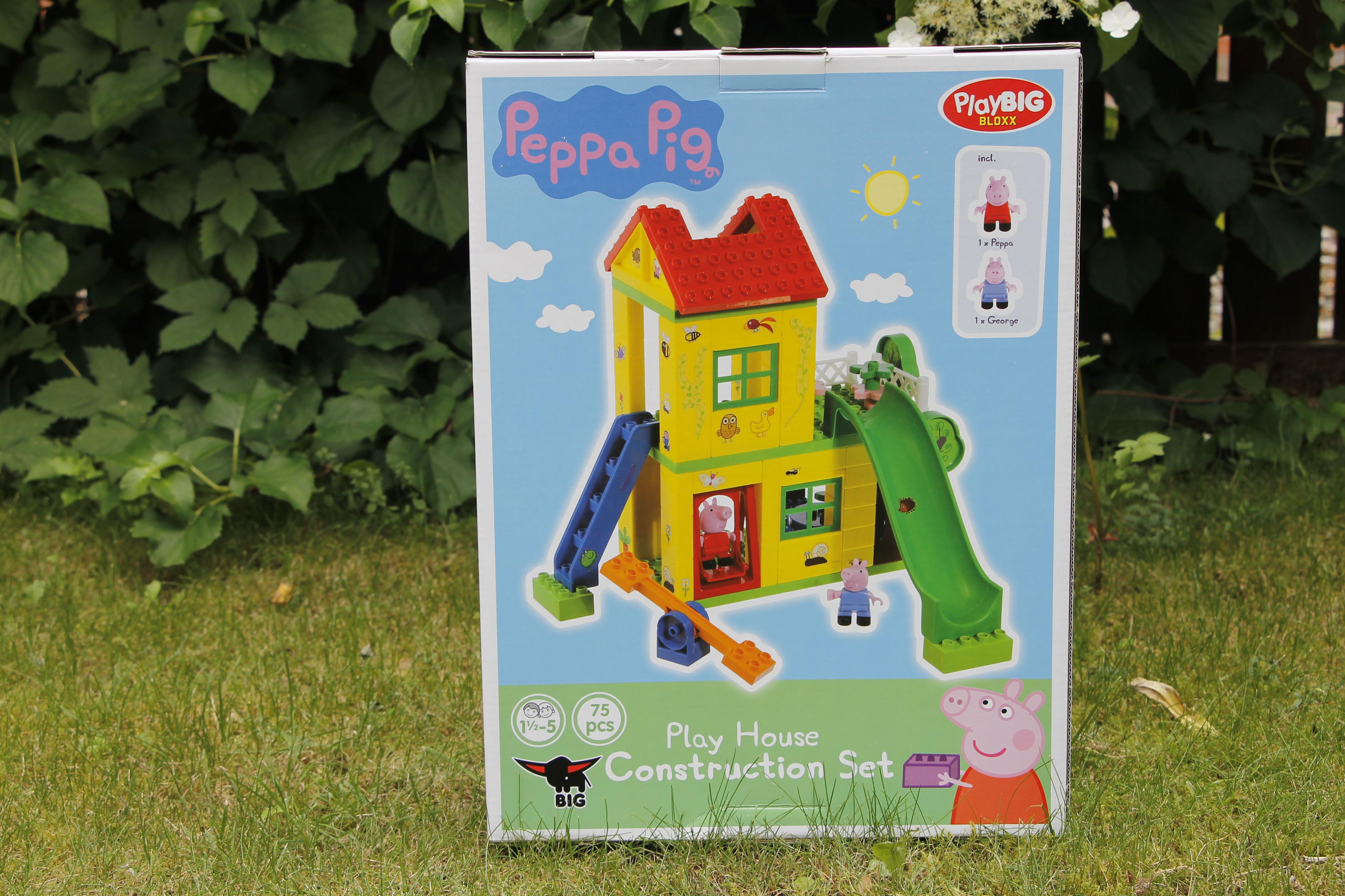 PlayBIG Bloxx Peppa Wutz Spielhaus