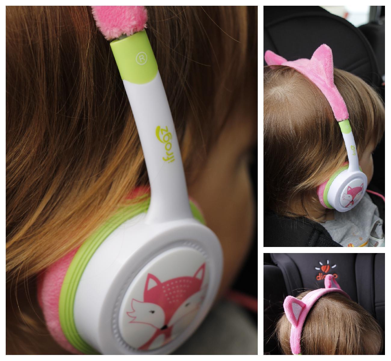 Kopfhörer mit Lautstärkebegrenzung