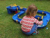 5 Ideen für Spiele mit Wasser im Garten
