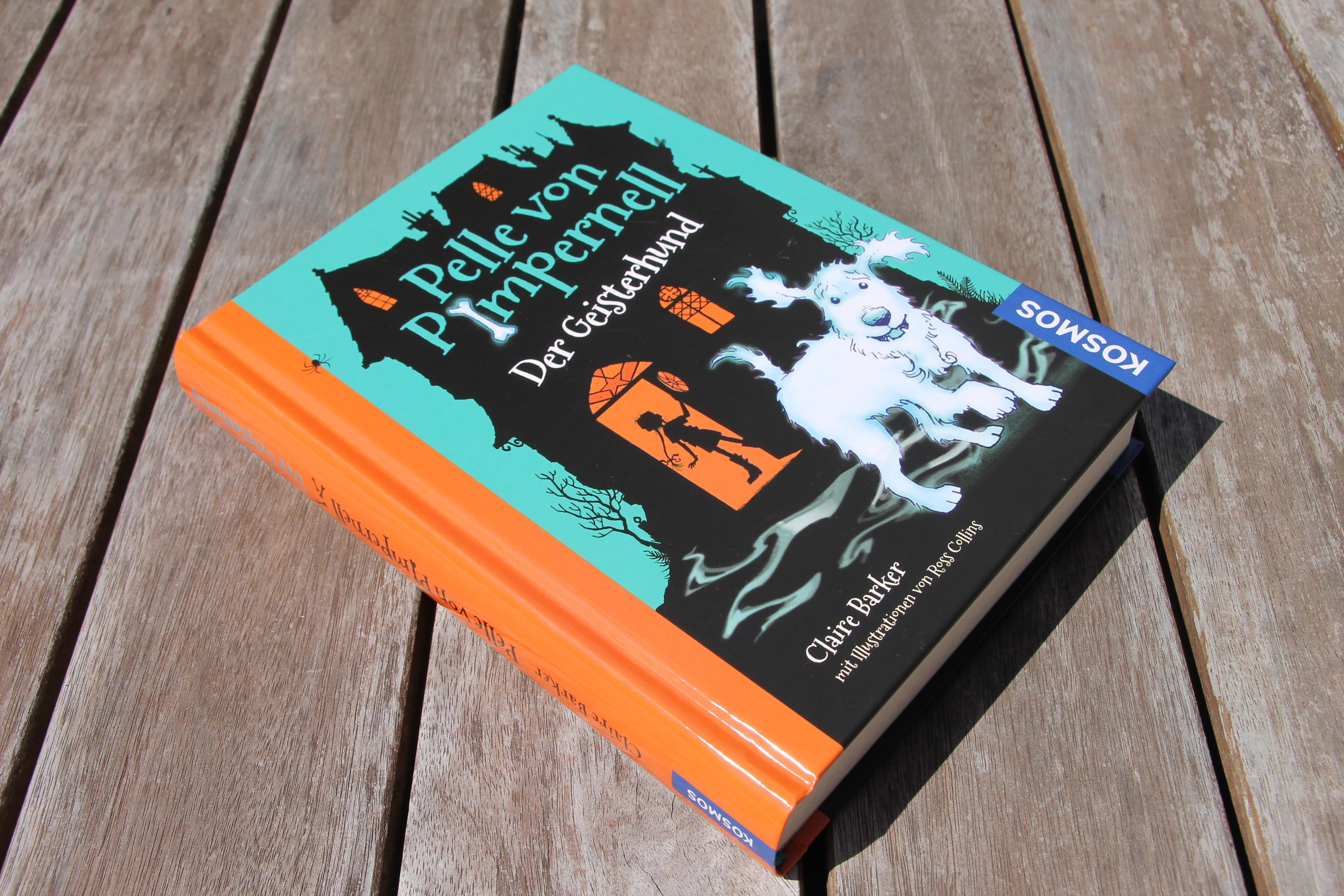 Kinderbuch Pelle von Pimpernell