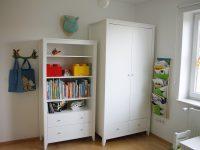 Hereinspaziert ins Kinderzimmer: Schrank Hans von Hoppekids ist da!