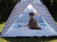 Ein Spielzelt von Belily für das Kinderzimmer