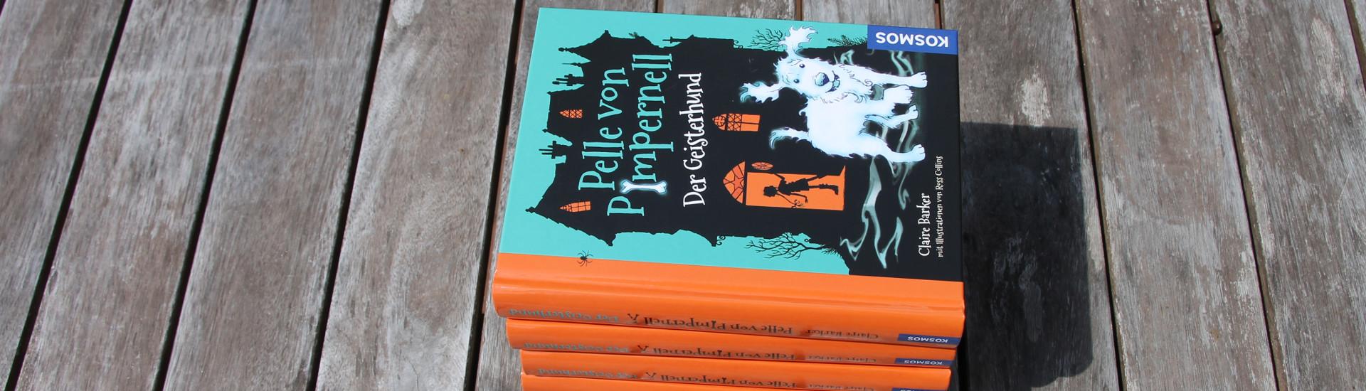 Rezension Pelle von Pimpernell Der Geisterhund