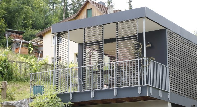 Design Ferienhaus Schwarzwald