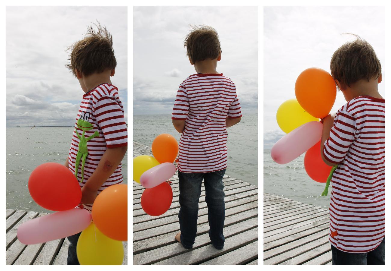 Geburtstagfeiern am Strand