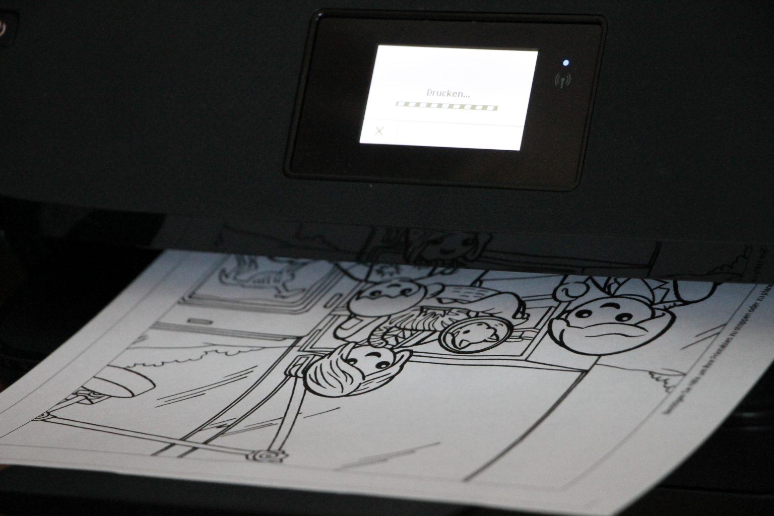 Drucken mit HP Instant Ink