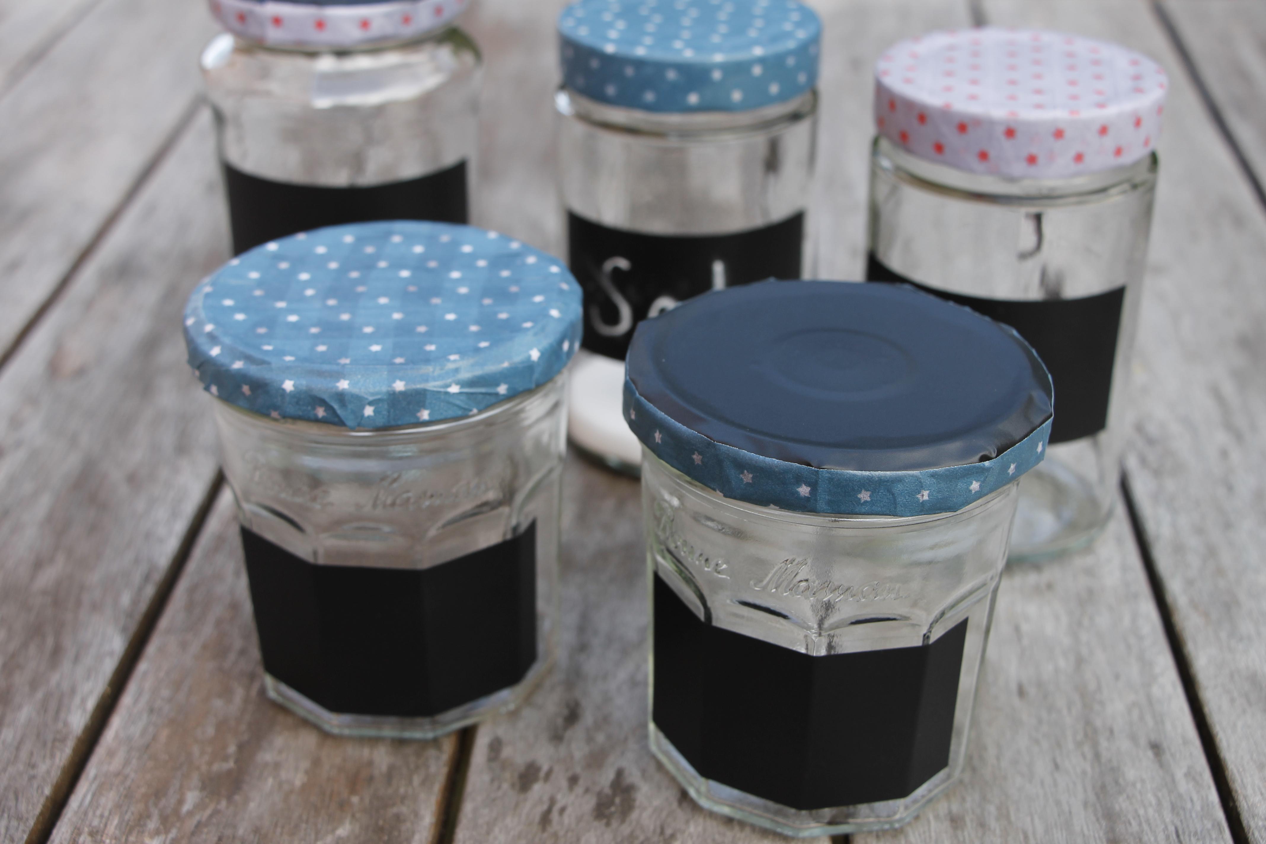 diy ideen mit tafelfolie und washi tape lavendelblog. Black Bedroom Furniture Sets. Home Design Ideas