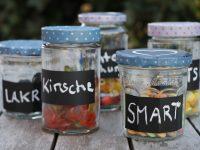 DIY: Ideen mit Tafelfolie und Washi-Tape