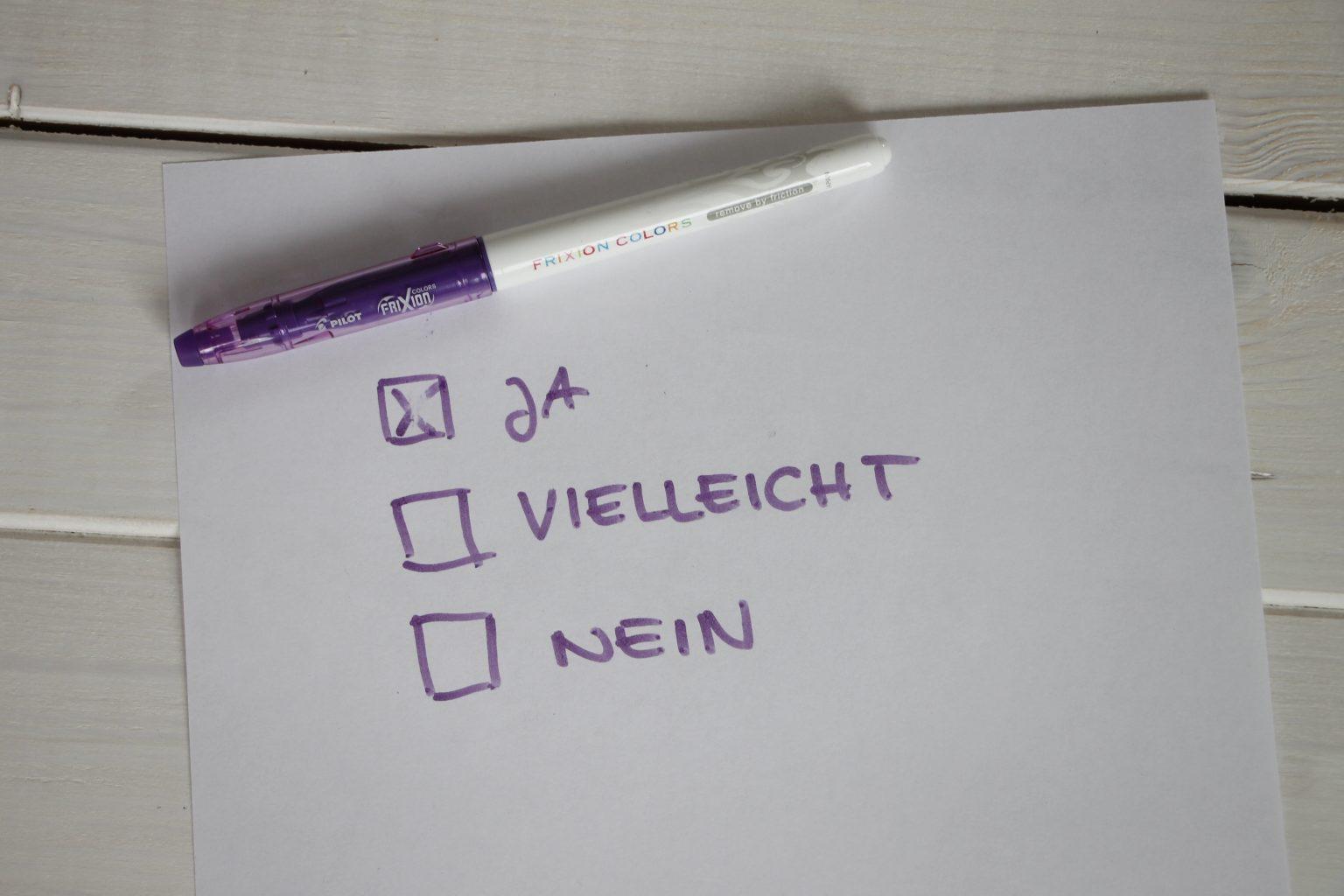 Strategien zur Entscheidungsfindung