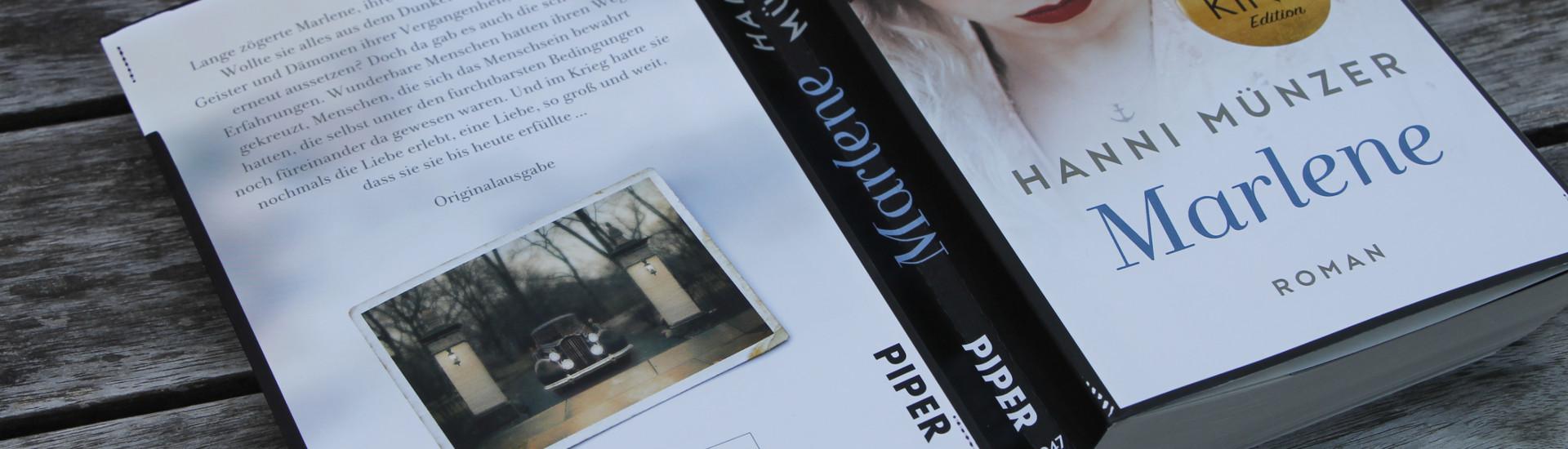 Hanni Münzer Piper Verlag Lavendelblog
