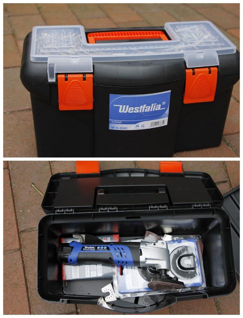 Westfalia Werkzeugkoffer