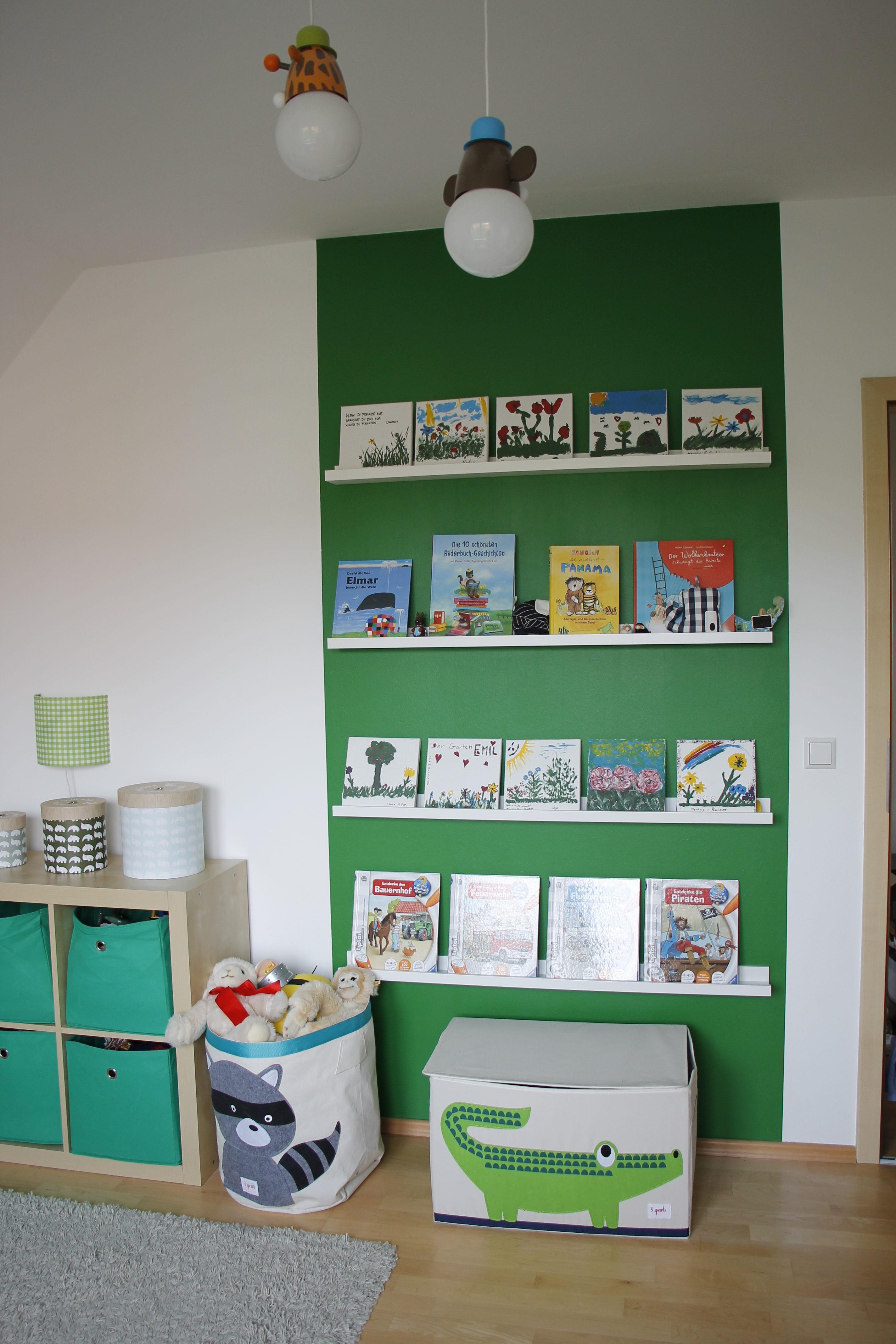 Kinderzimmer wandgestaltung bauernhof  Funvit.com | Weiß Grau Alt Küche