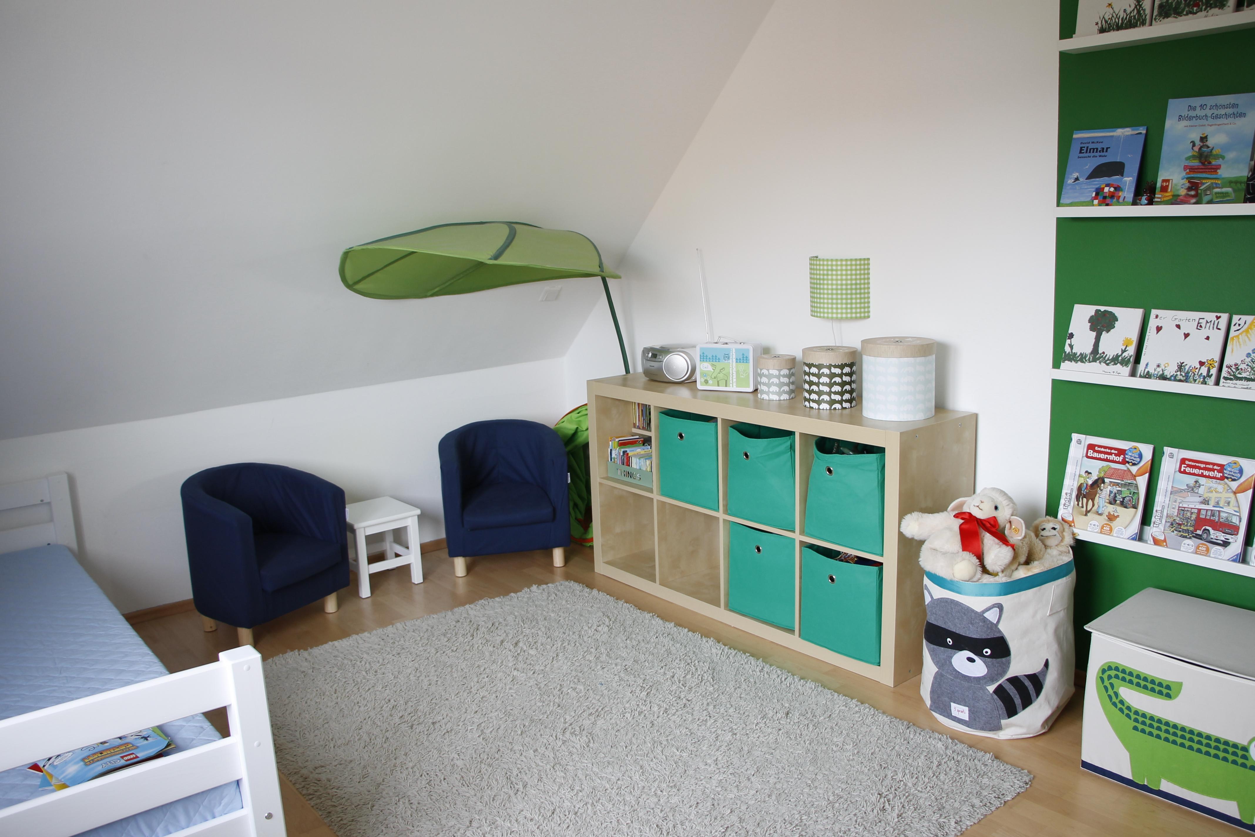 Ab in den Dschungel: Eine Kinderzimmer-Roomtour - Lavendelblog