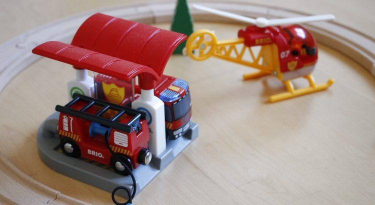Brio Feuerwehr