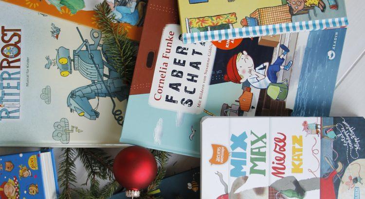 Kinderbücher zu Weihnachten