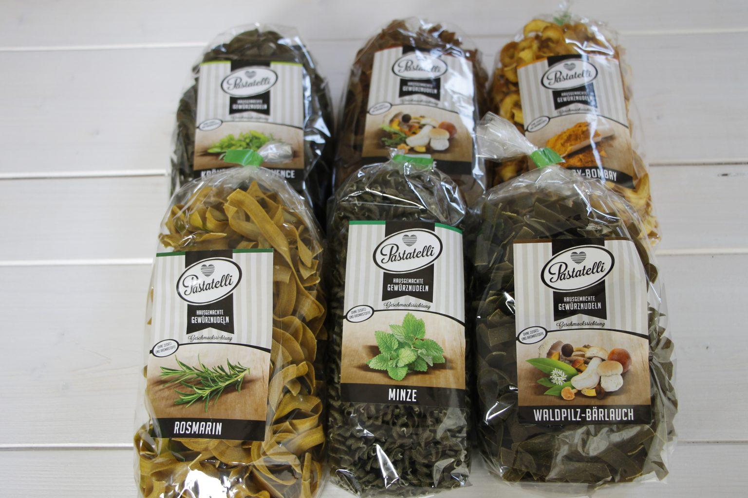 Pastatelli Gewinnspiel
