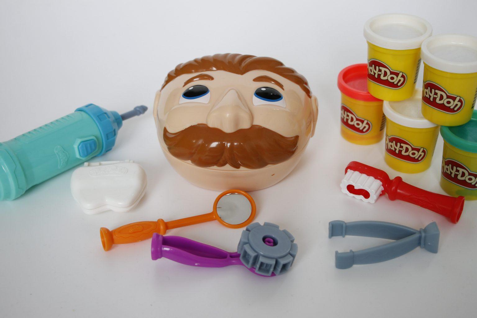Play-Doh Wackelzahn