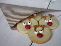 Mit Maxomorra in der Weihnachtsbäckerei: Rentierkekse