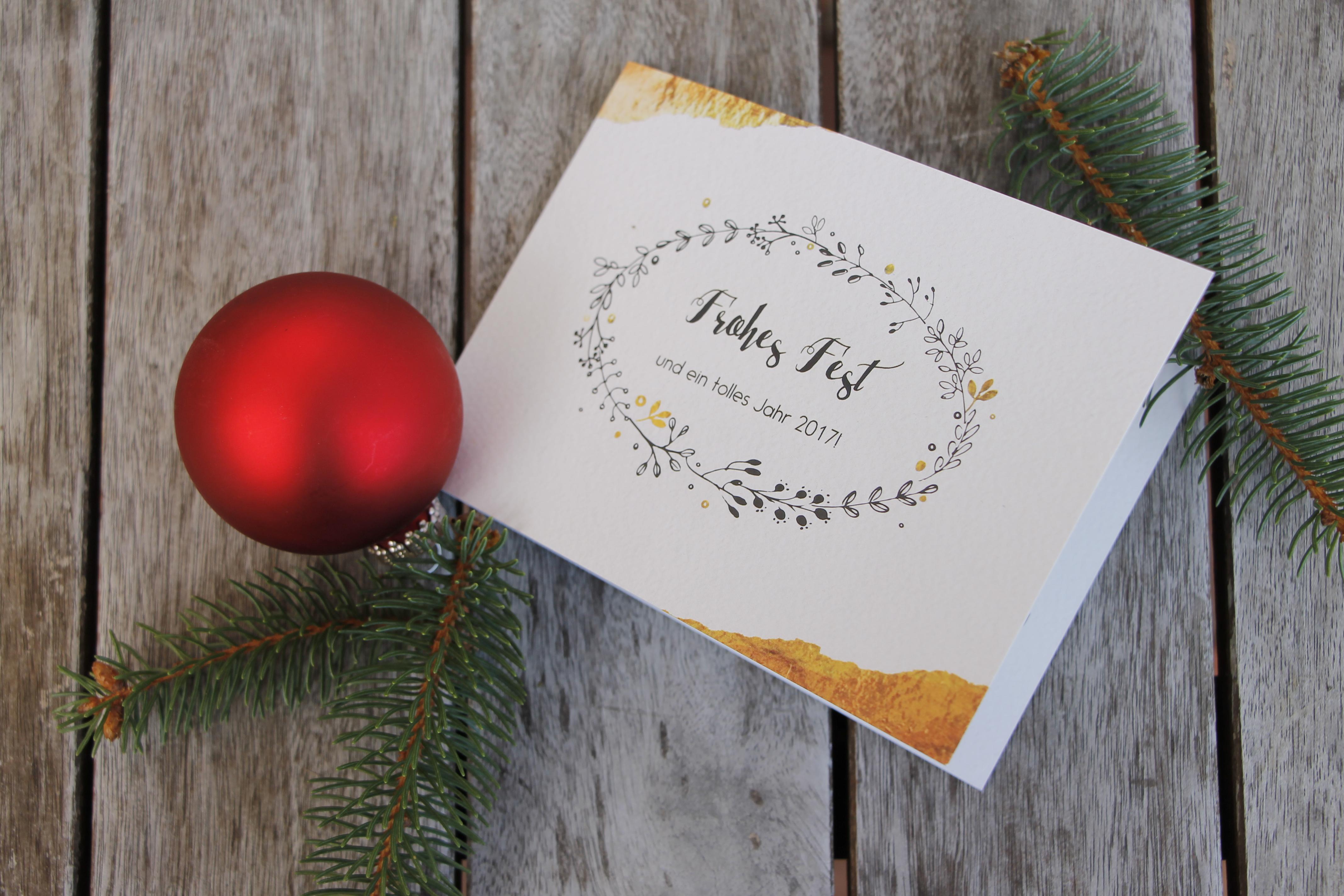 Hochwertige Weihnachtskarten.Weihnachtskarten Und Weihnachtsgeschenkideen Mit Gewinnspiel