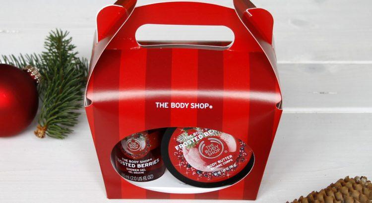 The Body Shop Gewinnspiel