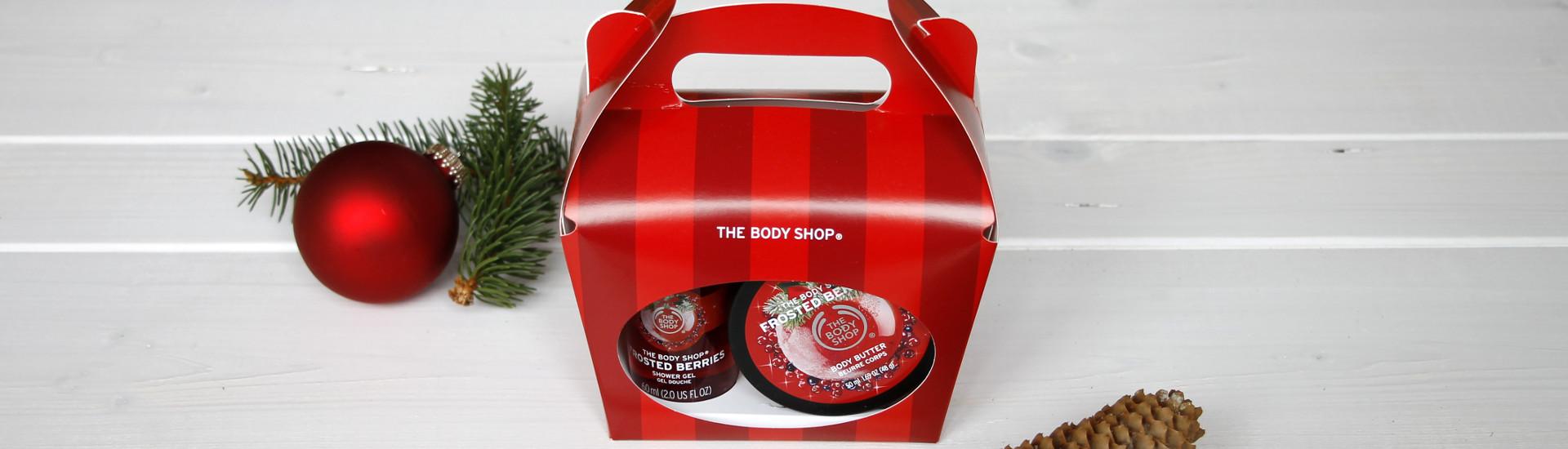 the body shop weihnachtsgeschenke f r die beste freundin. Black Bedroom Furniture Sets. Home Design Ideas