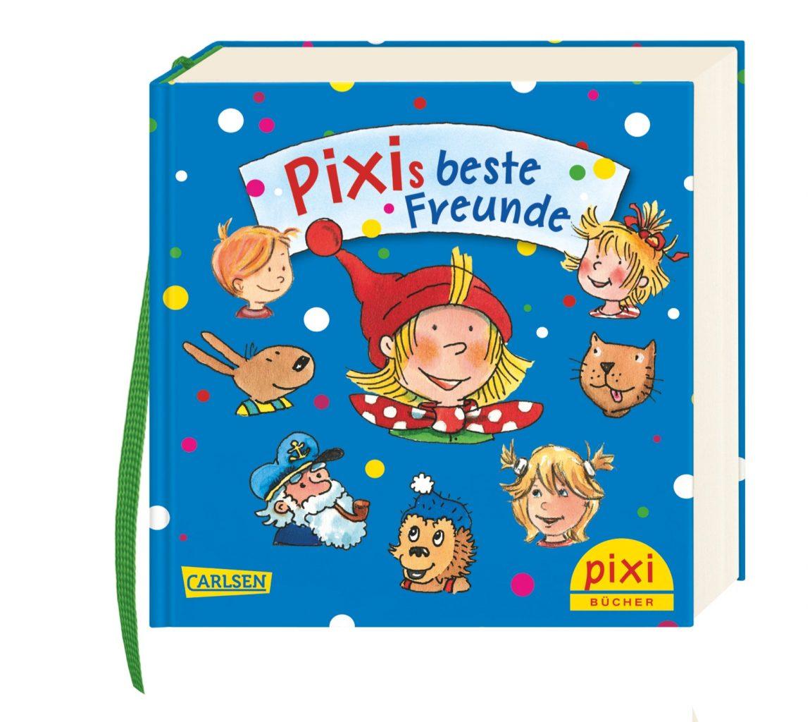 Pixis beste Freunde
