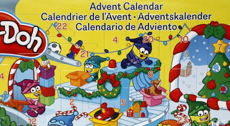 willkommen adventszeit der play doh adventskalender mit gewinnspiel lavendelblog. Black Bedroom Furniture Sets. Home Design Ideas