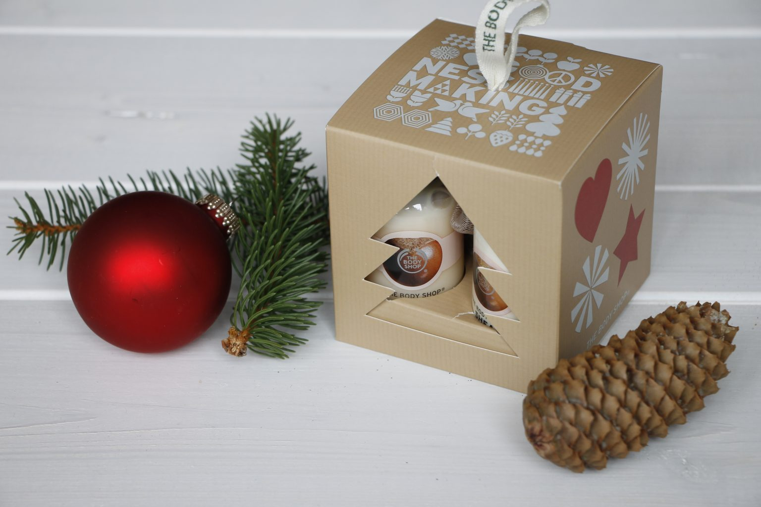 The Body Shop Geschenkbox