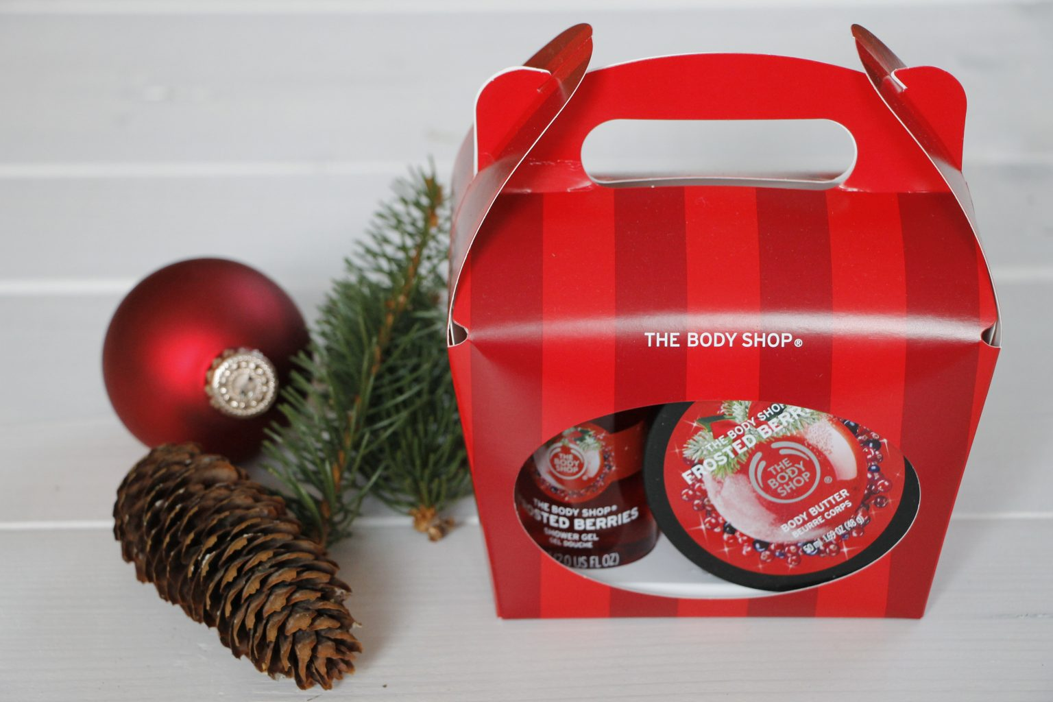 The Body Shop Weihnachtsgeschenke